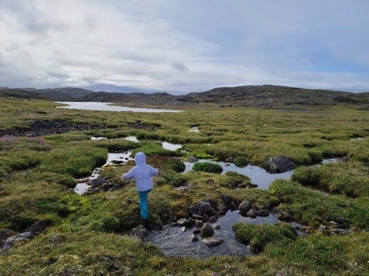 Mari in the Arctic - How One Couple in the Arctic Got Over Nagging