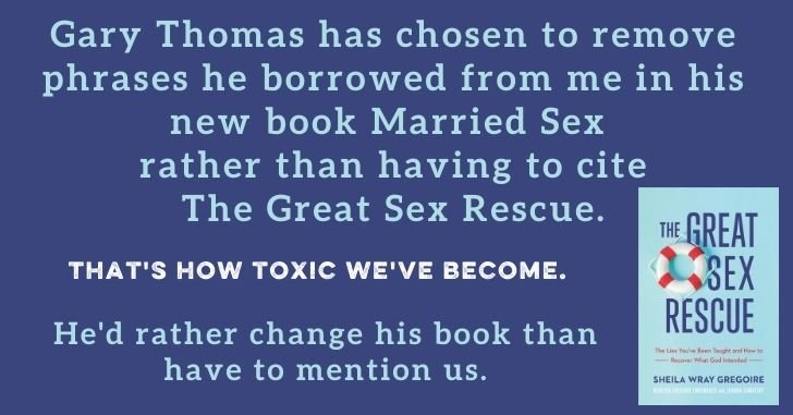 FB Gary Thomas Citing Me - All the Latest from the Blog!
